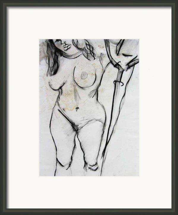 Bonnie Framed Print By Brad Wilson