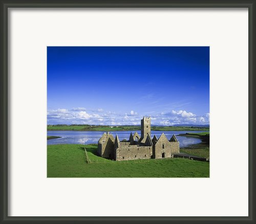 Boyle Abbey, Ballina, Co Mayo Framed Print By The Irish Image Collection