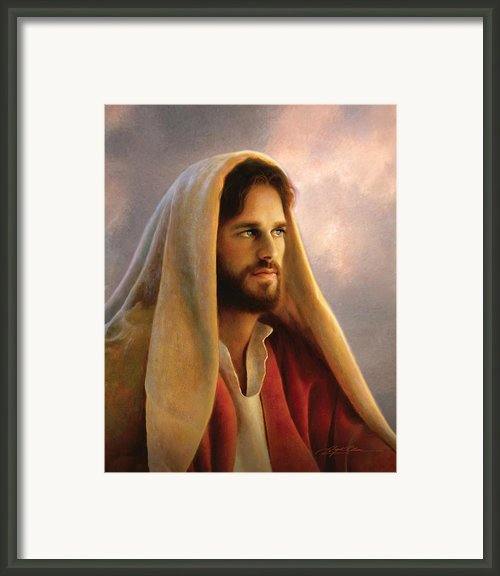 Bread Of Life Framed Print By Greg Olsen