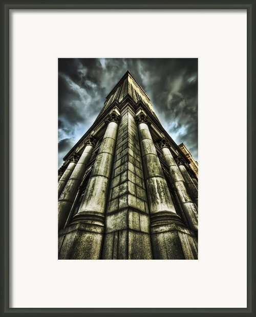 Break On Through Framed Print By Evelina Kremsdorf