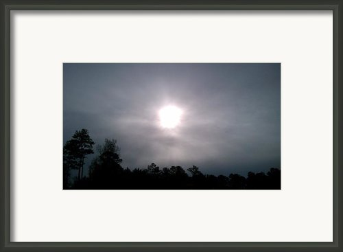 Breakthrough Framed Print By Iris Ramirez Reese