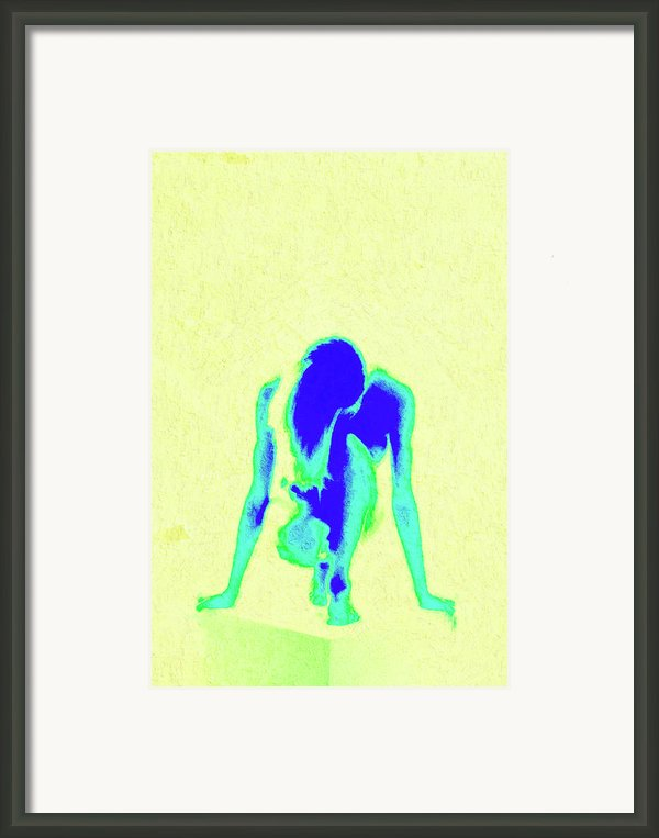 Breathe-1 Framed Print By Shabbir Degani