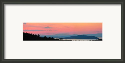 Breathtaking Framed Print By Darlene Keeffe