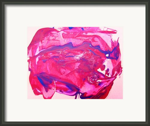 Broken Heart Transplant Framed Print By Bruce Combs - Reach Beyond