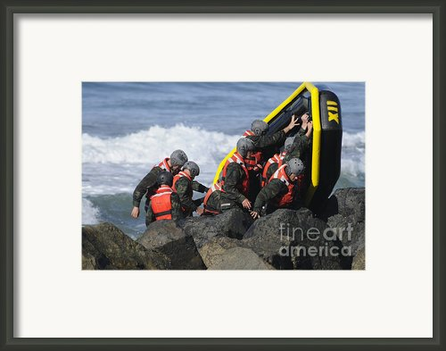 Buds Participate In Rock Portage Framed Print By Stocktrek Images
