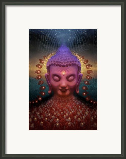 Burmese Step Framed Print By George Atherton