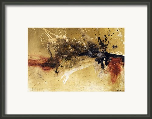 By Your Side Framed Print By Michel  Keck
