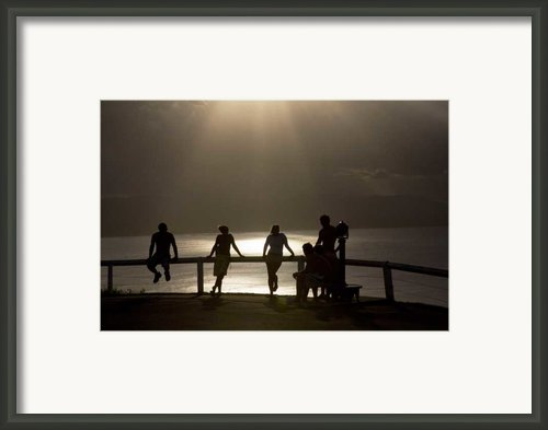 Byron Bay Lighthouse Framed Print By Sheila Smart