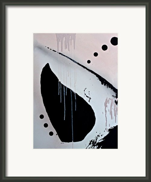 C. Devil Framed Print By Eric Chapman