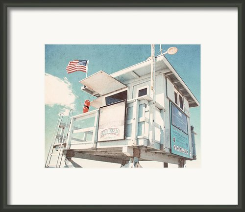 Cabin Fever Framed Print By Nastasia Cook