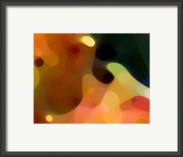 Cactus Fruit Framed Print By Amy Vangsgard