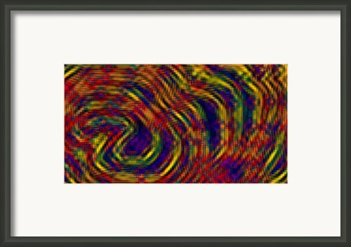 Calculus Framed Print By Thomas Smith