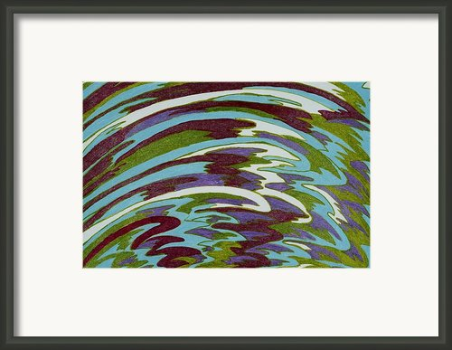 Calypso Framed Print By Lesa Weller