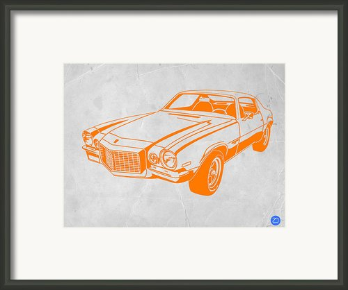 Camaro Framed Print By Irina  March