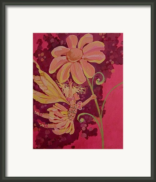 Candy 2 Framed Print By Jackie Rock