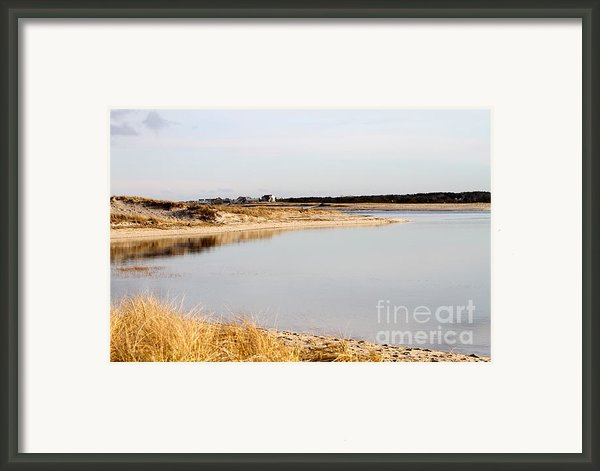 Cape Cod Summer Framed Print By Eric Chapman