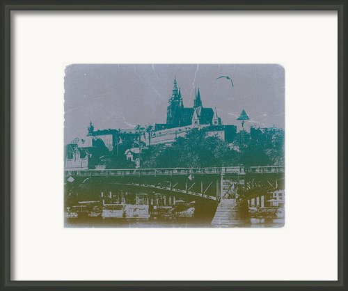 Castillo De Praga Framed Print By Irina  March