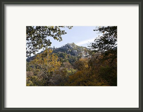 Castle Framed Print By Mauricio Reis