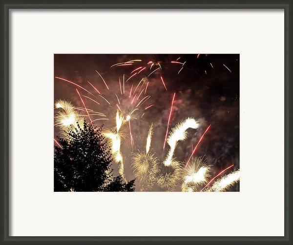 Celebration Framed Print By Jim Delillo