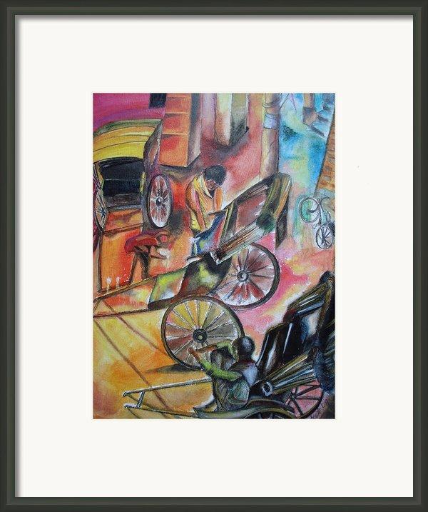 Celebration Framed Print By Prasenjit Dhar