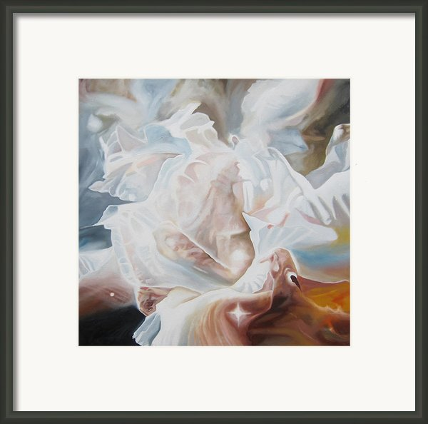 Celestial Beauty Framed Print By Leonard Aitken