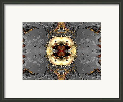 Central Planning Framed Print By Claude Mccoy
