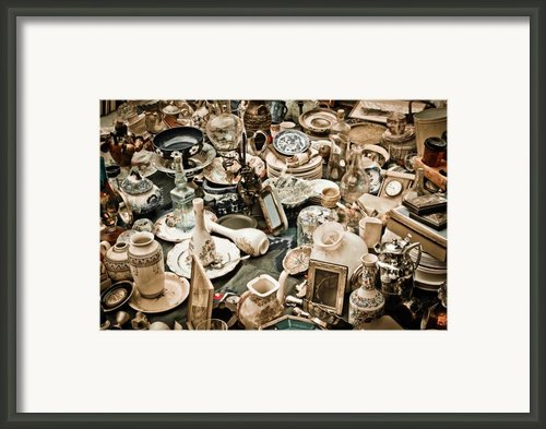 Chaos Framed Print By Gabriela Insuratelu