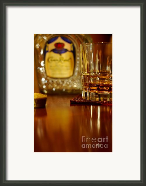 Cheers Framed Print By Lois Bryan