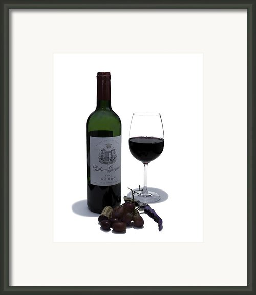 Cheers Framed Print By Nigel Jones