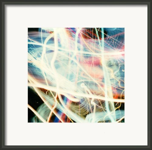 Chicago Lights 1 Framed Print By Jc Armbruster