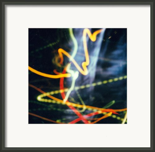 Chicago Lights 2 Framed Print By Jc Armbruster