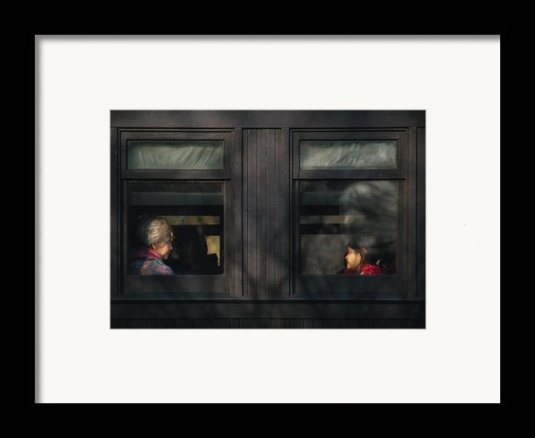 Children - Generations Framed Print By Mike Savad