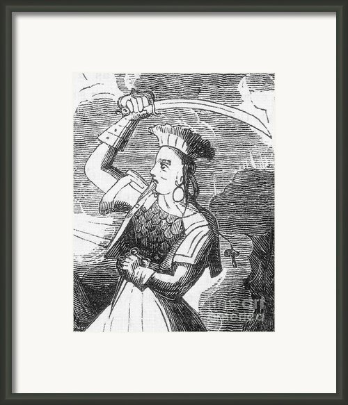 Ching Shih, Cantonese Pirate Framed Print By Photo Researchers