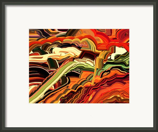 Choices Framed Print By Paul St George