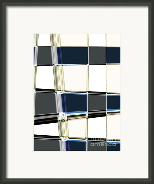 Chrome Framed Print By Lj Lambert