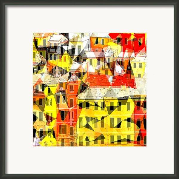 Cinque Framed Print By Ilias Athanasopoulos
