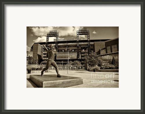 Citizens Park 2 Framed Print By Jack Paolini