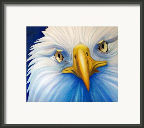 Clarity Framed Print By Brian  Commerford