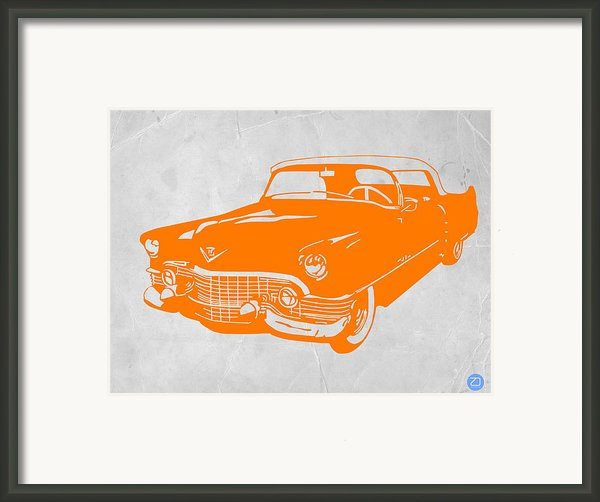 Classic Chevy Framed Print By Irina  March