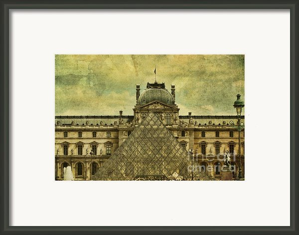 Classic Contradiction Framed Print By Andrew Paranavitana