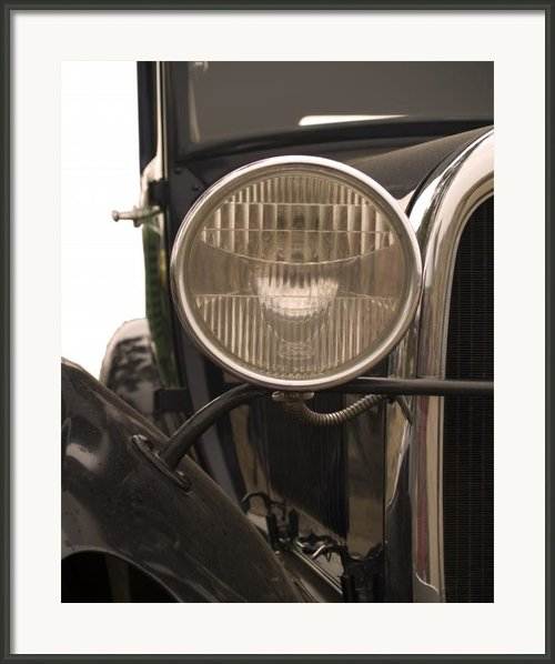 Classic Framed Print By Ron Kizer