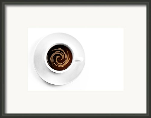 Coffee And Cream Framed Print By Gert Lavsen