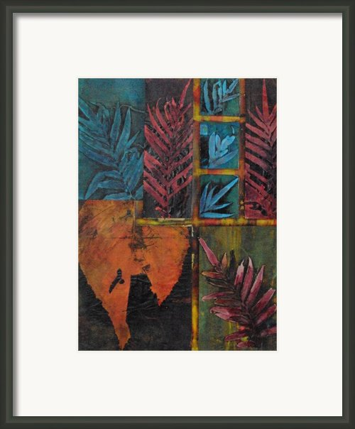 Color Of Nature Framed Print By Noor Ashikin Zakaria