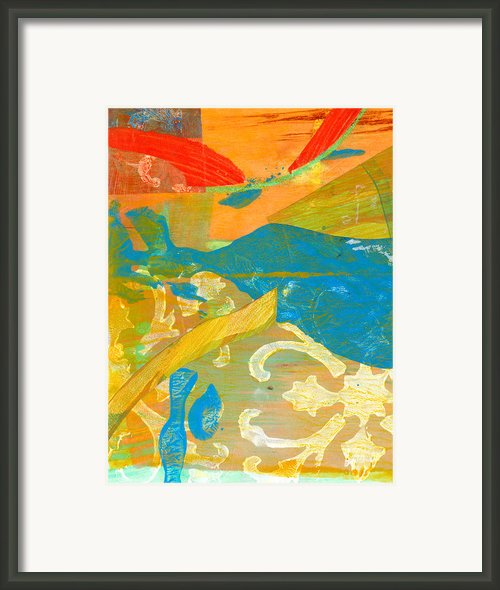 Colors Framed Print By Alexandra Sheldon