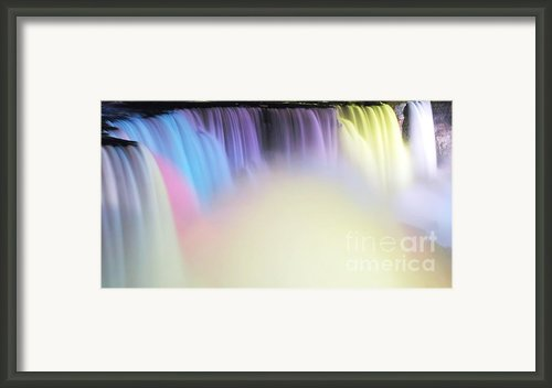 Colors Framed Print By Kathleen Struckle