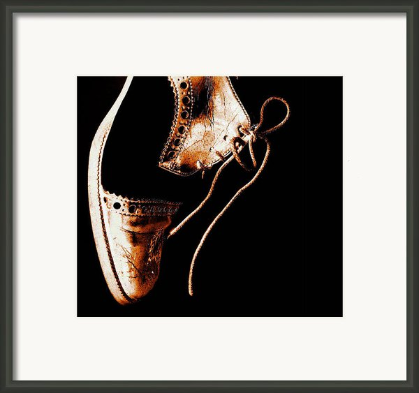 Come Back And Dance Framed Print By Claudia Boeckelmann