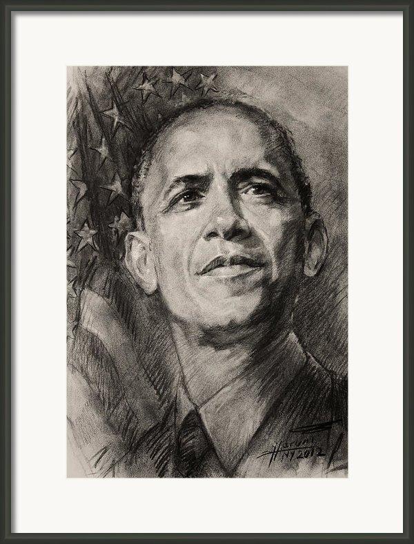 Commander-in-chief Framed Print By Ylli Haruni