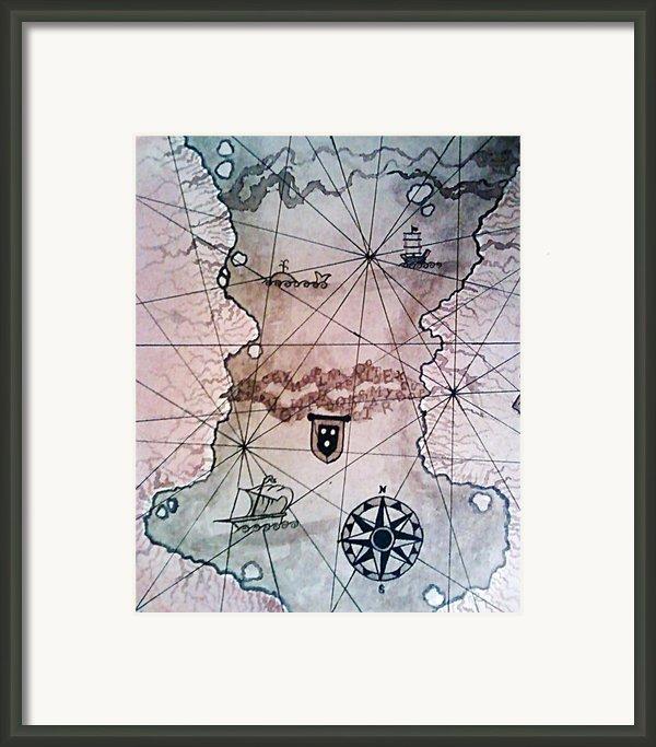 Communication Framed Print By Paulo Zerbato
