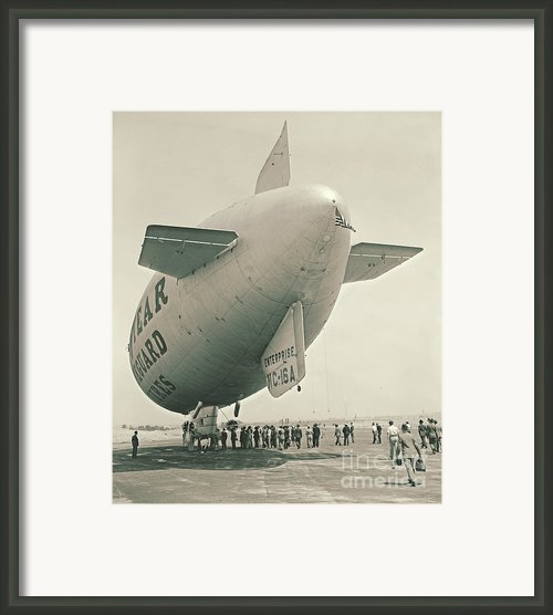 Commuter Flight 1940 Framed Print By Padre Art