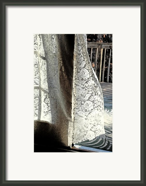 Companion Framed Print By Valerie Rakes